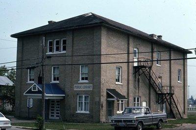 Oddfellows Hall, Eldon Road, Little Britain