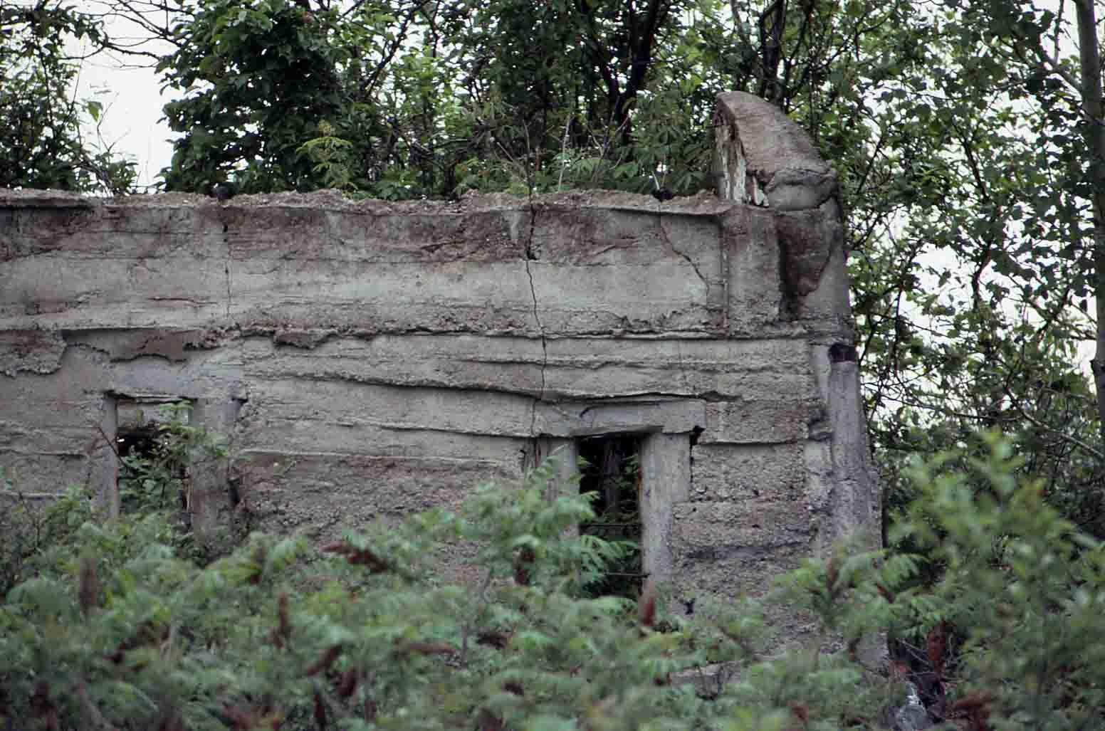 Building ruins, location unknown