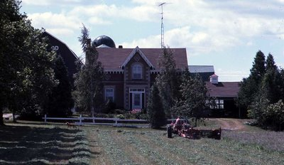 Farm, location unknown