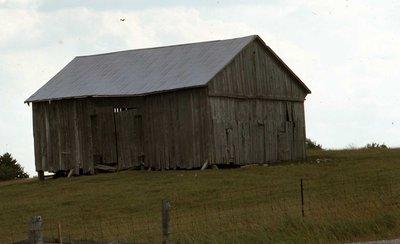 Barn, location unknown