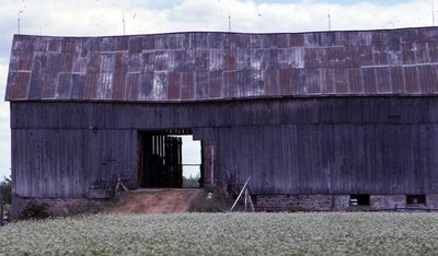 Barn, unknown location