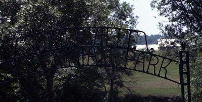 Somerville Centennial Park entrance