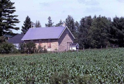 School house, location unknown