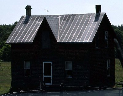 Shingle siding, location unknown