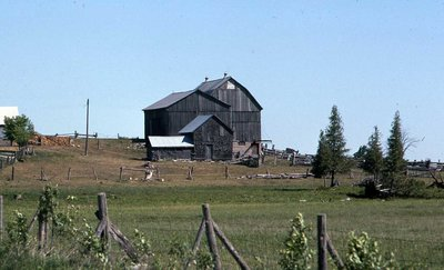 Barns, Location unknown