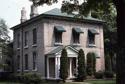 Russell Street East, Lindsay, private residence