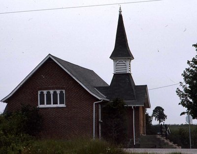 Church, location unknown