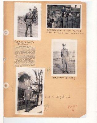 Page 4: Three Killed in U.S.