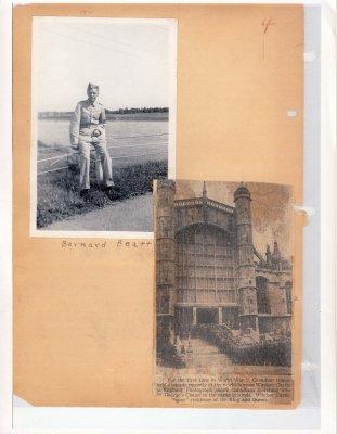 Page 5: Bernard Beatty and St. George's Chapel