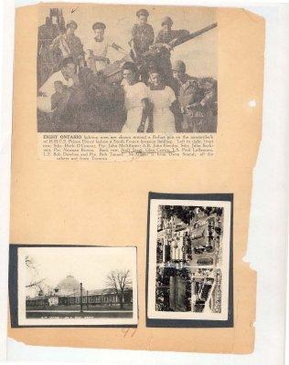 Page 103: Eight Ontario fighting men