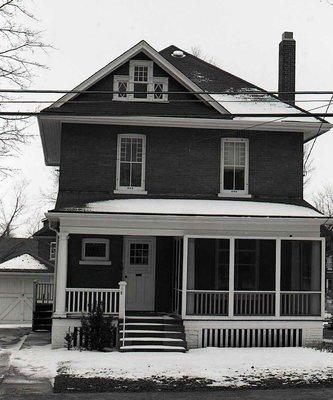 Colborne Street West, Lindsay, private residence