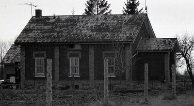School House, 6th Concession, Mariposa Township