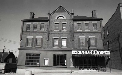 Academy Theatre, Lindsay Street South, Lindsay