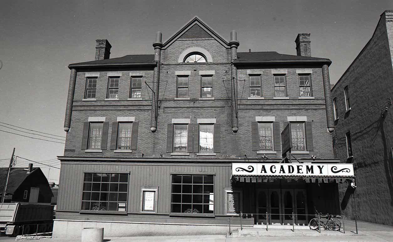 Academy Theatre, Lindsay Street South, Lindsay