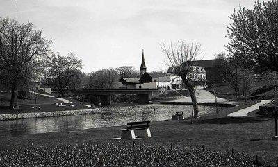 McDonnell Park, Scugog River, Lindsay