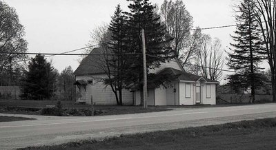Orange Hall, Highway 48W, Kirkfield