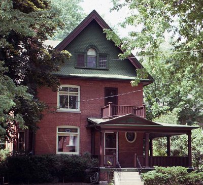 Sussex Street North, Lindsay, private residence