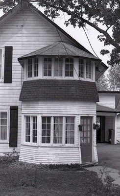 Jordan Street, Fenelon Falls, private dwelling