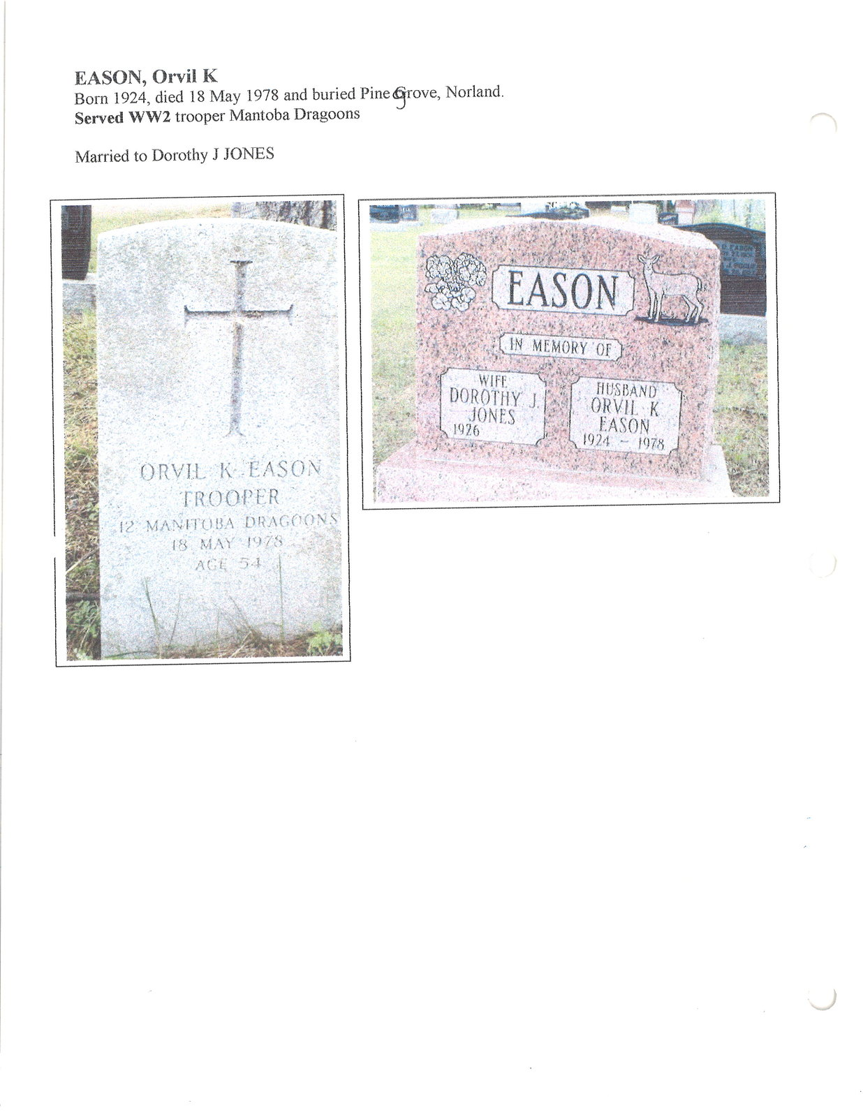 Page 212: Eason, Orvil K.