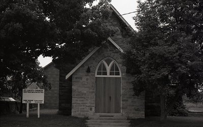 Anglican Church, Burnt River Road, Burnt River