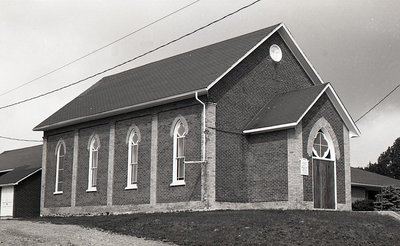Church, Sturgeon Road, Dunsford