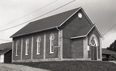 Church, Sturgeon Road, Dunsford