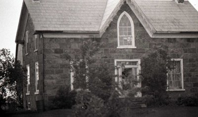 Stone house, unknown location