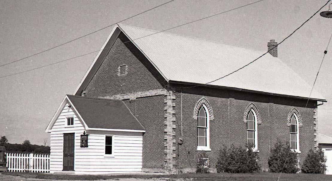 Church, unknown location