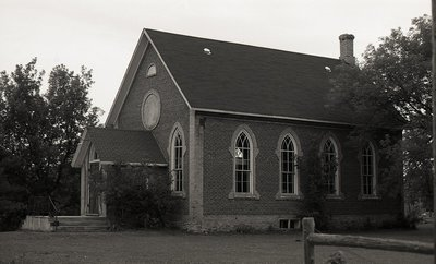 Church, Bexley township