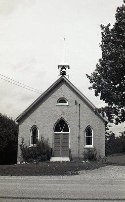 Church, Fenelon Road, Verulam township