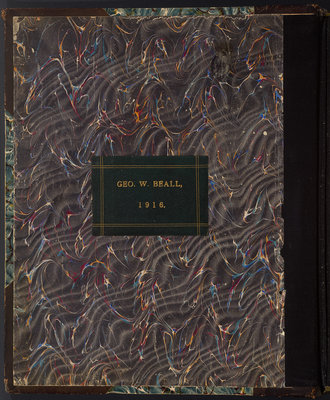 Beall Family Scrapbook Volume 2 - part 3