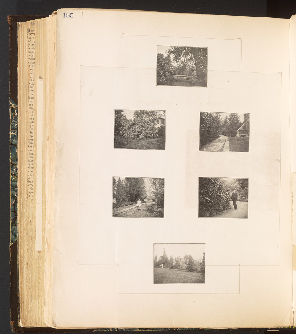 p. 185 Beall Family Scrapbook Volume 2 - part 3