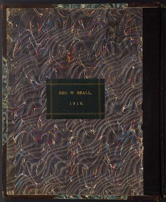 Beall Family Scrapbook Volume 2 - part 4