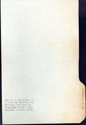 Page 149: Atkinson, M. C.