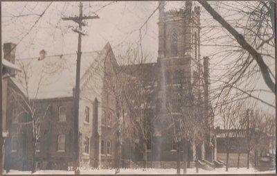 St. Andrew's Church Lindsay