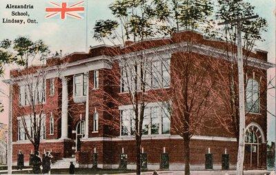 Alexandria School, Lindsay, Ont.