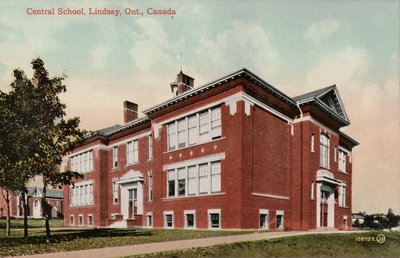 Central School, Lindsay, Ont., Canada