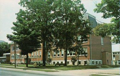 Lindsay Collegiate & Vocational Institute, in Lindsay, Ontario, Canada