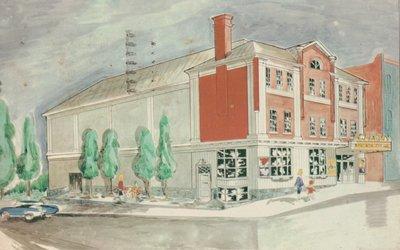 Academy Theatre, Lindsay, Ontario
