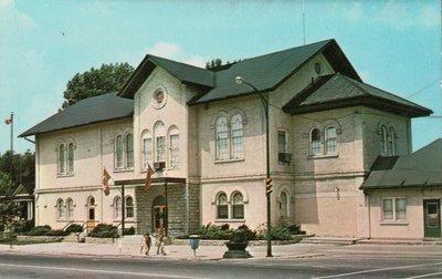 Town Hall, Lindsay, Ontario