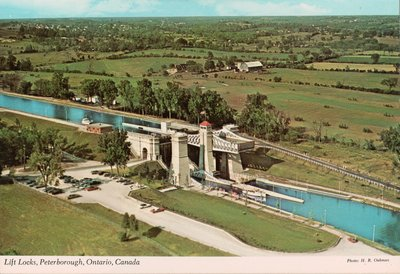 Lift Locks, Peterborough, Ontario, Canada