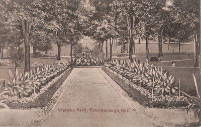 Victoria Park, Peterborough, Ont.