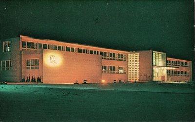 Provincial Building, Lindsay, Ontario