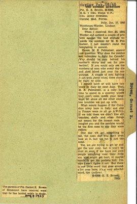 Page 125: Brown, Garnet E.