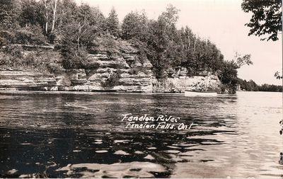 Fenelon River, Fenelon Falls, Ontario