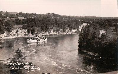 Fenelon River, Fenelon Falls, Canada