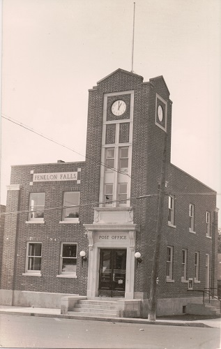 Post Office, Fenelon Falls, Ontario