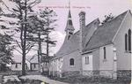 Christ Church and Parish Hall, Bobcaygeon, Ont.