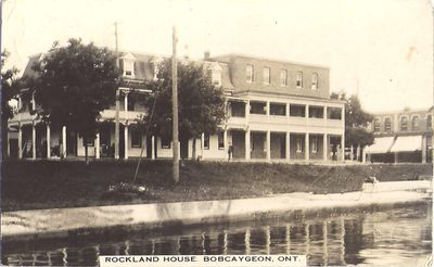 Rockland House, Bobcaygeon, Ont.