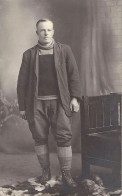 Custom Postcard - William Dwight Hamilton